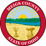 Seal of Meigs County Ohio